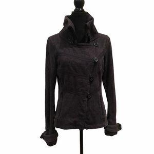 Lululemon admiral military zipper front jacket